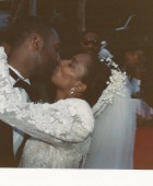 Tony & Vanessa wedding photo