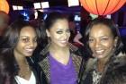 Vanessa, Ally & LA LA