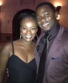 Vanessa & Derrick Luke