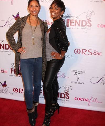 Vanessa & Salli Richardson-Whitfield