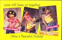 Ashly & Ally Christmas Card
