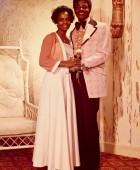 Senior Prom Cleveland Central Catholic 1975 with Hubbie