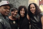 Reggie & Gina Bythewood, Stephanie Allain & Vanessa