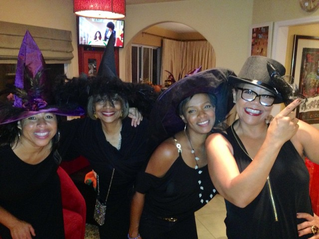 """Annual """"Witches Party""""!"""