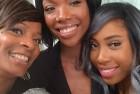 Brandy, Necole Bitchie & Vanessa