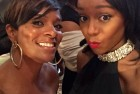 Aja Naomi King & Vanessa at Essence Luncheon