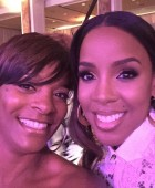 Kelly Rowland & VBC at Essence Luncheon