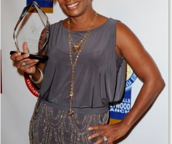"I WON! ""NAACP Theater Awards"" Best Actress for Zora"