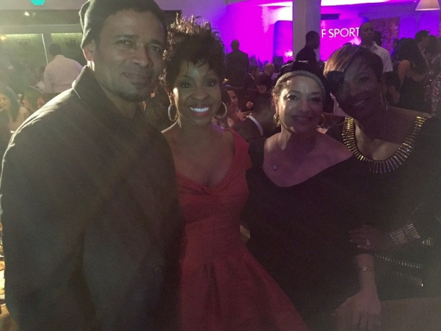"Mario, Gladys, Debbie & Vanessa ""Empire"" Party"