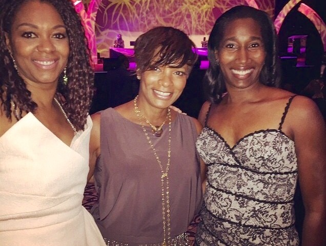 "Gabby, Anita & Vanessa ""NAACP THEATER AWARD"""