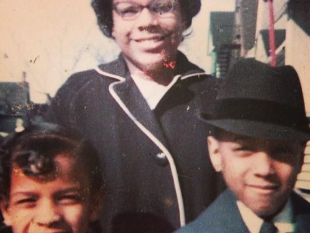 Sister Elaine, Brother Calvin & Me!