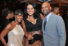 The Calloway's & baby sis Lela Rochon Fuqua
