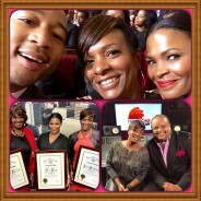 "Vanessa ""Award Collage"" & PR"
