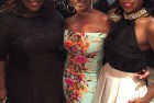"Vanessa, Aja Naomi King & ""Being Mary Jane's"" Raven Goodwin"