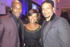 Vanessa, Chris Spencer & Mario Van Peebles