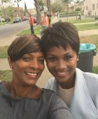 "Vanessa & Emayatzy Corinealdi ""Hand Of God"" Daughter"