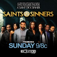 "Sunday March 6th Premiere: Vanessa Bell Calloway in Bounce TV's ""Saints & Sinners"""